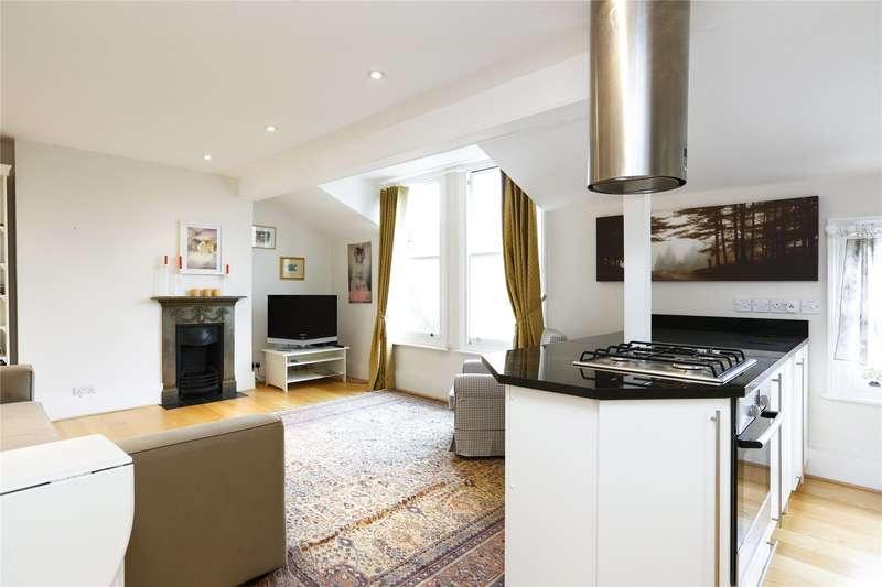 1 Bedroom Flat for sale in Denmark Avenue, Wimbledon Village, SW19