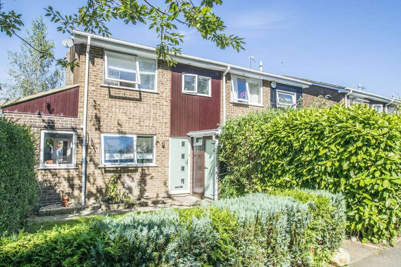 4 Bedrooms Semi Detached House for sale in Wayside Green, Woodcote, RG8