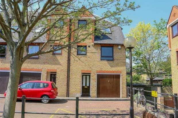 4 Bedrooms End Of Terrace House for sale in 40 Bailey Mews, Cambridge