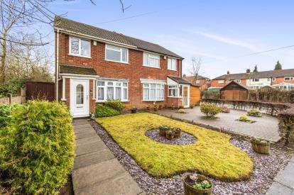 3 Bedrooms Semi Detached House for sale in Pinewall Avenue, Birmingham, West Midlands