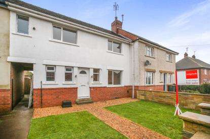 2 Bedrooms Terraced House for sale in Stockwell Drive, Knaresborough, North Yorkshire, .