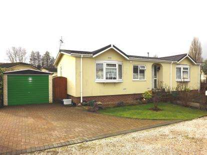 2 Bedrooms Detached House for sale in Hazelwood Park, Dawlish Warren, Dawlish