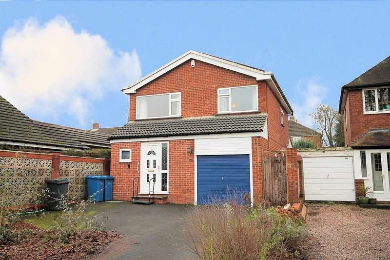 4 Bedrooms Detached House for sale in Comberford Road, TAMWORTH, B79 8PG