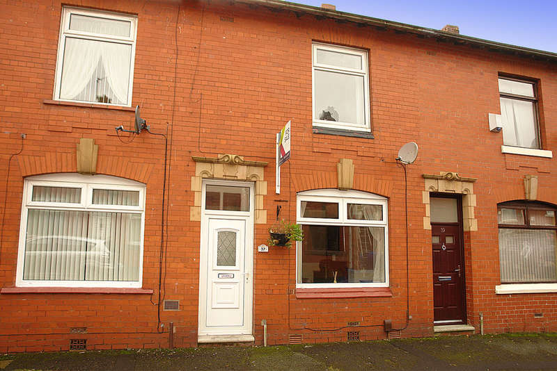 2 Bedrooms Terraced House for sale in 37 Fisher Street, Oldham