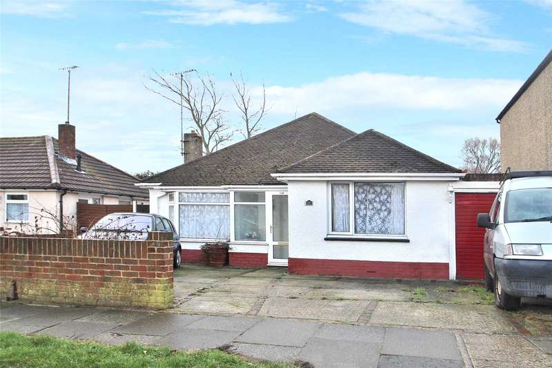 3 Bedrooms Detached Bungalow for sale in North Farm Road, Lancing, West Sussex, BN15