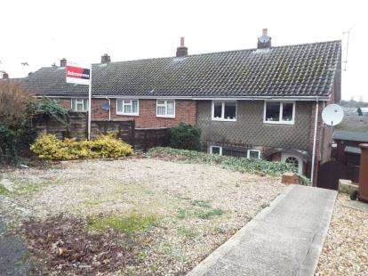 2 Bedrooms Semi Detached House for sale in Bretch Hill, Banbury, Oxfordshire