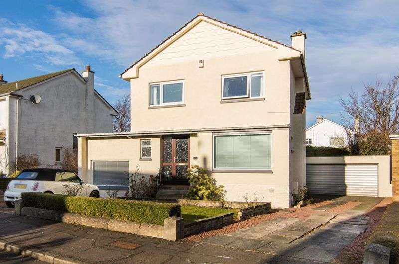 4 Bedrooms Detached House for sale in 23 Bonaly Gardens, Colinton, Edinburgh, EH13 0EX