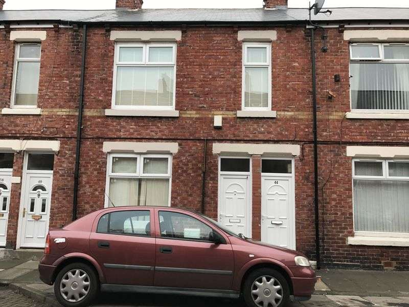 2 Bedrooms Flat for sale in 42 Arnold Street, Boldon Colliery