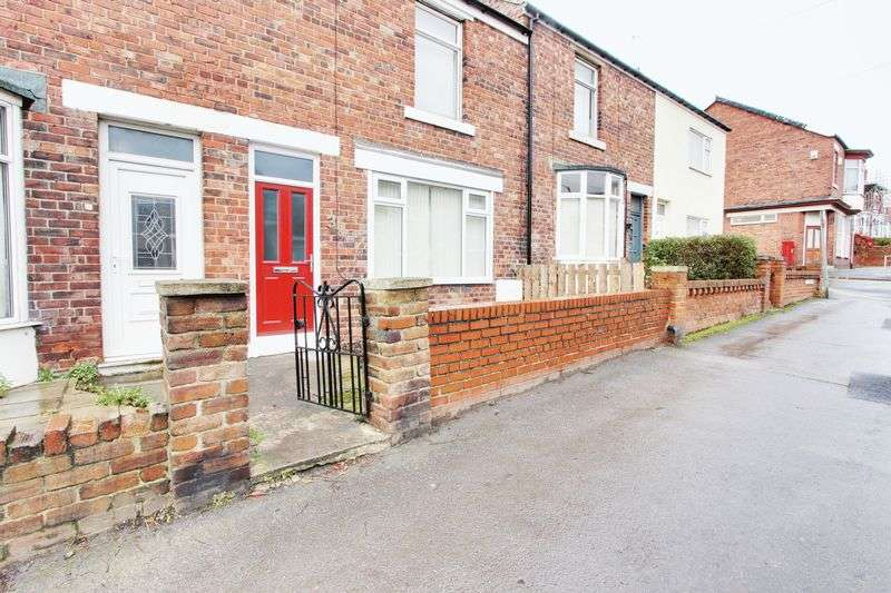 3 Bedrooms Terraced House for sale in Alma Terrace, Durham City