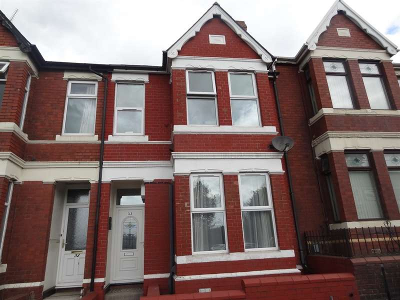1 Bedroom Apartment Flat for sale in Broad Street, Barry