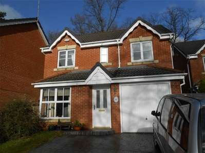4 Bedrooms Detached House for sale in The Oaks, Dudley Fields, Bloxwich