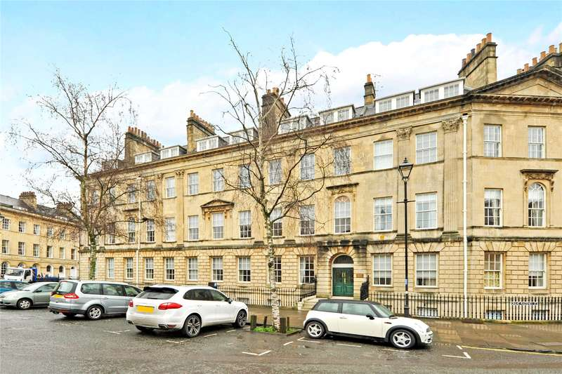 1 Bedroom Flat for sale in Connaught Mansions, Great Pulteney Street, Bath, BA2