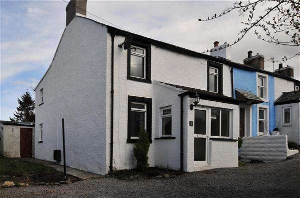 2 Bedrooms End Of Terrace House for sale in Archway Cottages, Cockermouth