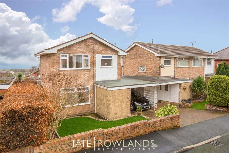 3 Bedrooms Detached House for sale in Woodland Drive, Greenfield