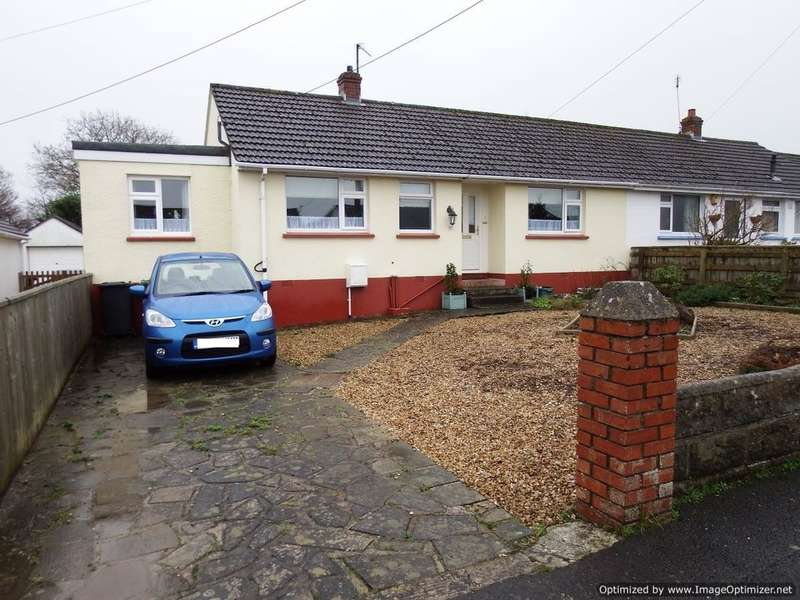 3 Bedrooms Semi Detached Bungalow for sale in Taw View