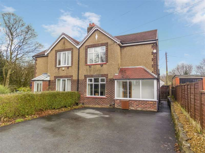 3 Bedrooms Semi Detached House for sale in Bolton Road, Chorley, Lancashire