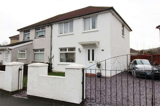 3 Bedrooms Semi Detached House for sale in Springfield Road, Risca, NEWPORT, Caerphilly