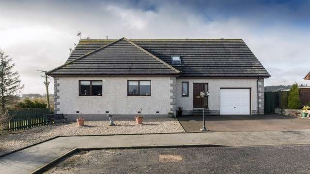 5 Bedrooms Detached Villa House for sale in Chalmers Place, Fetterangus, Peterhead, Aberdeenshire, AB42 4ED