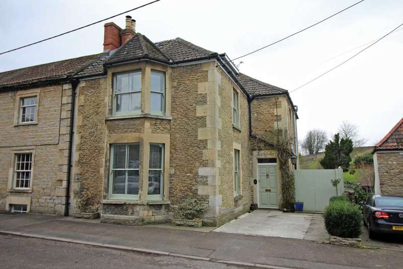 5 Bedrooms Semi Detached House for sale in Frome Road, Frome