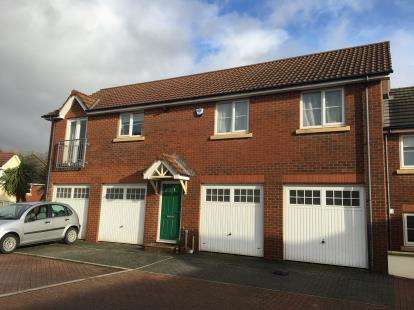 2 Bedrooms End Of Terrace House for sale in Torquay, Devon