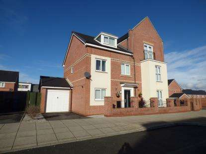 3 Bedrooms House for sale in Kemp Avenue, Liverpool, Merseyside, L5