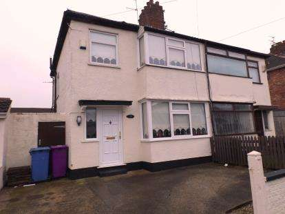 3 Bedrooms Semi Detached House for sale in Fieldton Road, Norris Green, Liverpool, Merseyside, L11
