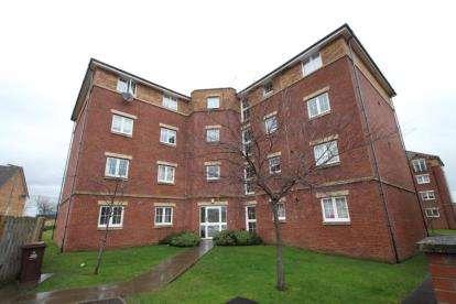 1 Bedroom Flat for sale in Rigby Drive, Eastfields, Carntyne