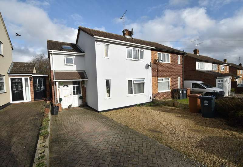 3 Bedrooms Semi Detached House for sale in Grace Gardens, Bishop's Stortford