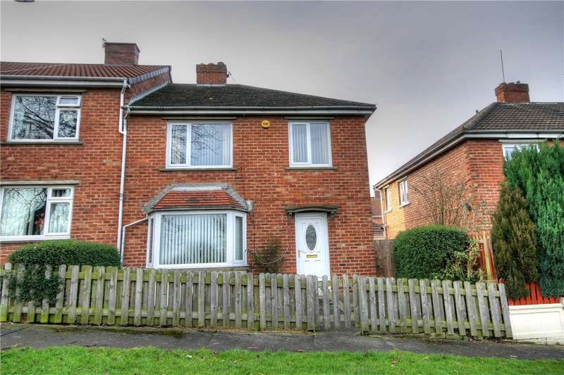 3 Bedrooms Semi Detached House for sale in Jacques Terrace, Chester Le Street, Durham, DH2