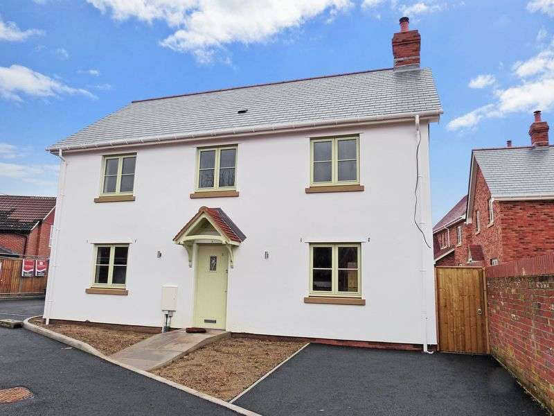 4 Bedrooms Detached House for sale in Worsdell Close, Netheravon
