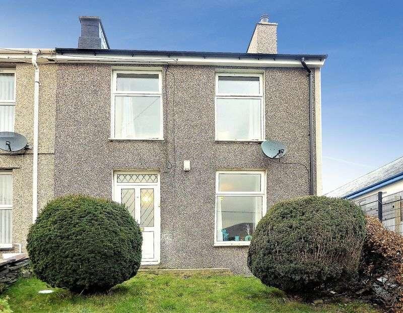 3 Bedrooms Terraced House for sale in Talysarn, Caernarfon, Gwynedd