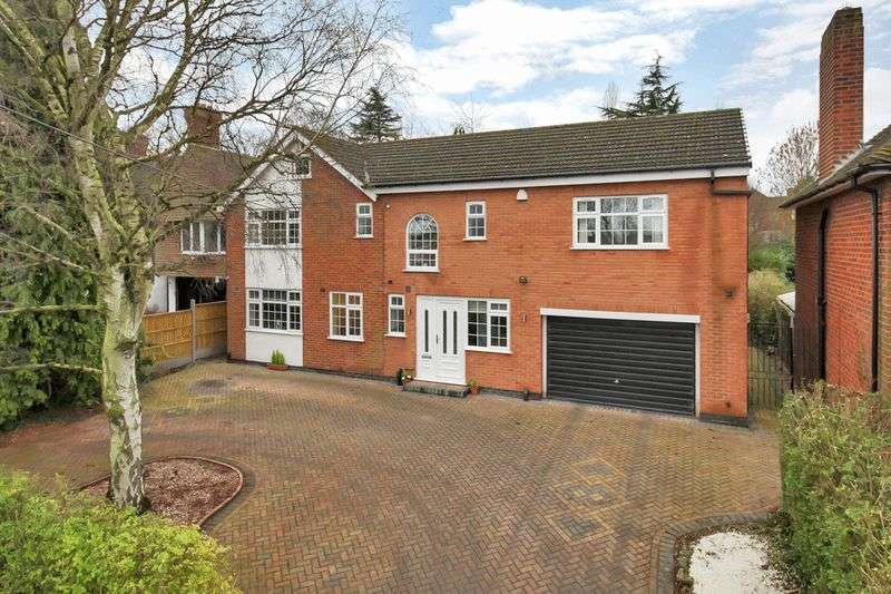 Property for sale in Uppingham Road, Leicester