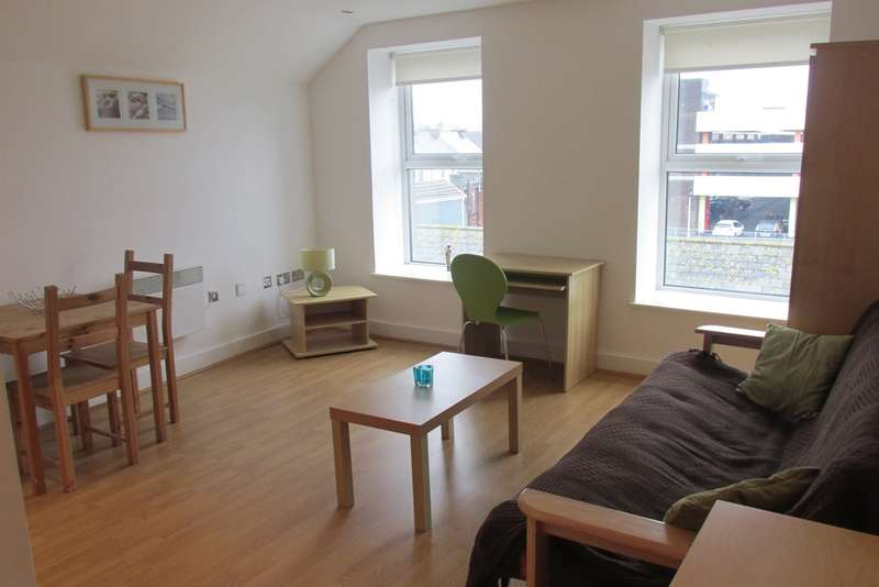 1 Bedroom Studio Flat for sale in Cowell Street, Llanelli