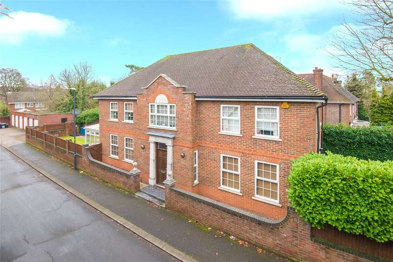 6 Bedrooms Detached House for sale in Temple Mead Close, Stanmore, HA7