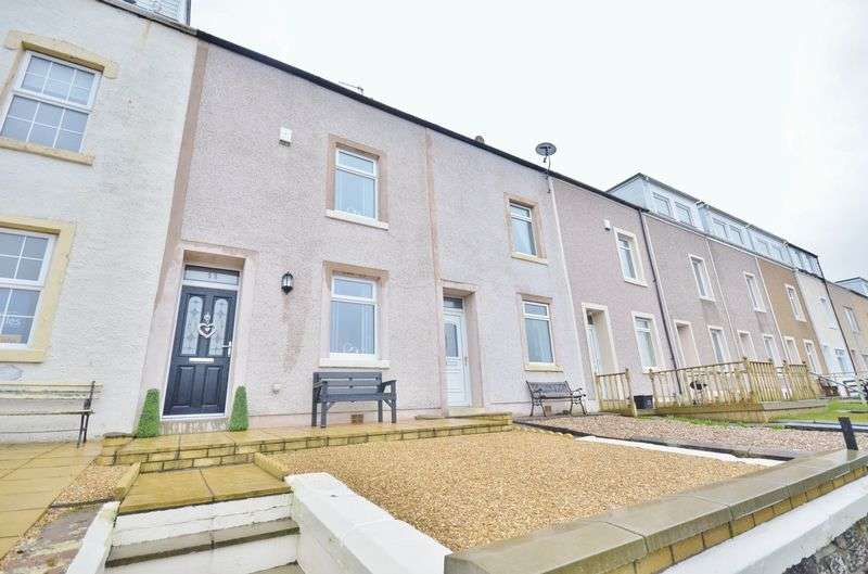 3 Bedrooms Terraced House for sale in Albert Terrace, Whitehaven