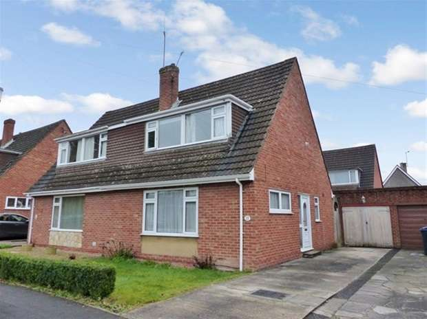 3 Bedrooms Semi Detached House for sale in Beech Grove, Warminster