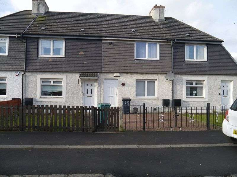 3 Bedrooms Terraced House for sale in Coronation Road, Motherwell