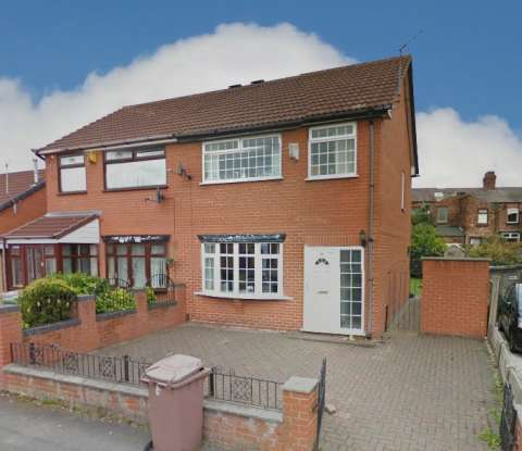 3 Bedrooms Semi Detached House for sale in South Street, St Helens, Merseyside, WA9 5QF