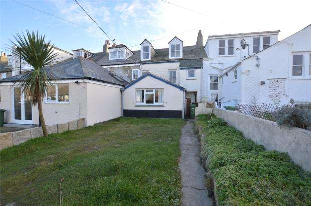 7 Bedrooms Terraced House for sale in Carncrows Street, St. Ives, Cornwall