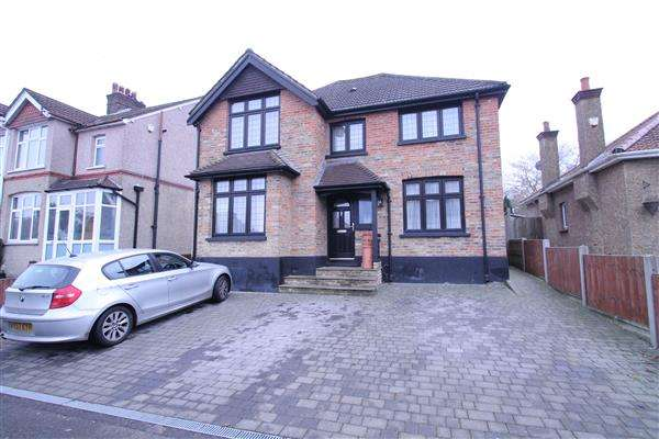 4 Bedrooms Detached House for sale in Money Road