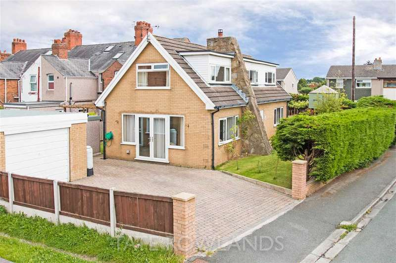 3 Bedrooms Detached House for sale in Marnel Drive, Deeside