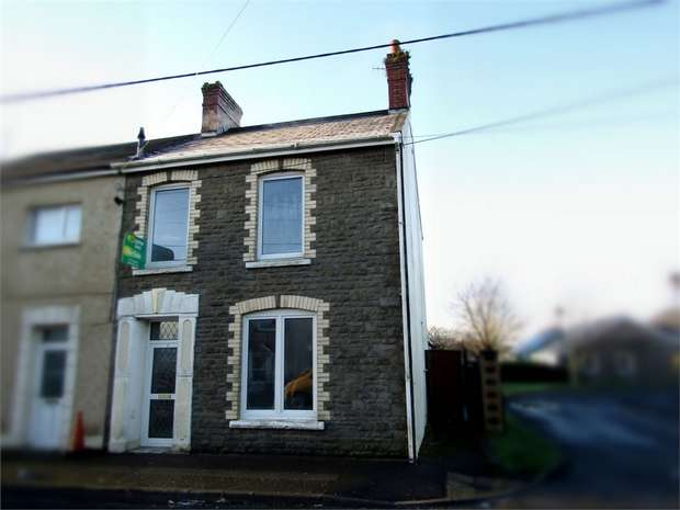 3 Bedrooms Semi Detached House for sale in Heol Y Bwlch, Bynea, Llanelli, Carmarthenshire