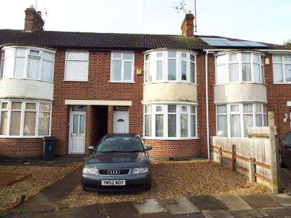 3 Bedrooms Terraced House for sale in Wren Close, Aylestone, Leicester, Leicestershire