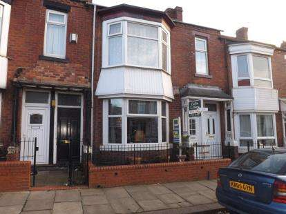 2 Bedrooms Flat for sale in Dean Road, South Shields, Tyne and Wear, NE33
