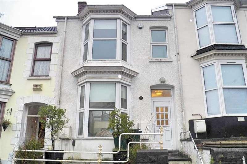 4 Bedrooms Property for sale in Glanmor Road, Uplands, Swansea