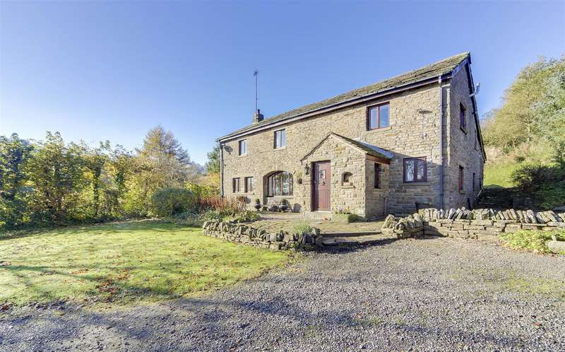 4 Bedrooms Property for sale in Lower Doles Barn, Loveclough, Rossendale