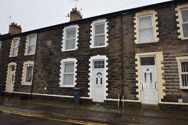 3 Bedrooms Terraced House for sale in Osborne Road, Pontypool