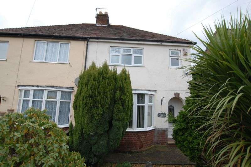 3 Bedrooms Semi Detached House for sale in Albert Street. Cannock