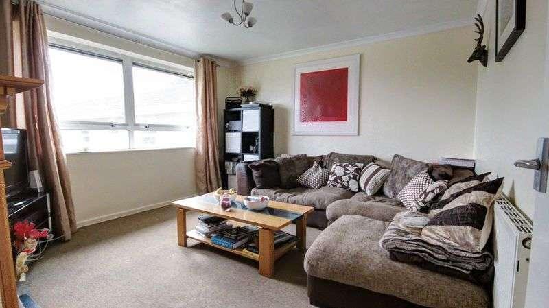 1 Bedroom Flat for sale in Redlands Close, Exeter