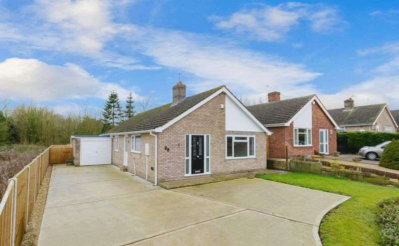 2 Bedrooms Detached Bungalow for sale in Station Road, Halton Holegate